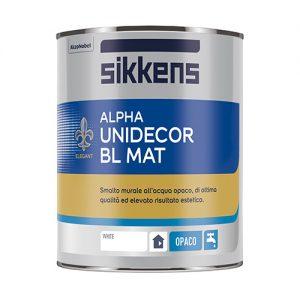alpha_unidecor_bl_mat